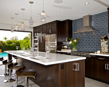 Nouvelle Cuisine Design - Custom Kitchen Cabinets