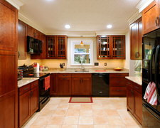 Mel Waldorf - Custom Kitchen Cabinets