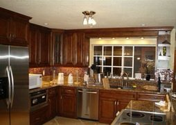 W G Peterson Woodworking - Custom Kitchen Cabinets