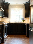 Aspen Leaf Cabinets - Custom Kitchen Cabinets