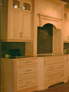 Kitchen Cabinet Resurfacing - Custom Kitchen Cabinets