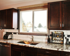 Custom Cabinet & Trim Installa - Custom Kitchen Cabinets