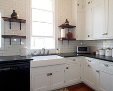 Carl M Fuller Carpentry - Custom Kitchen Cabinets