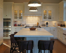 CIC Fine Woodworking (wood and food) - Custom Kitchen Cabinets