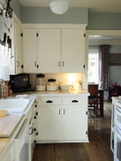 Builder's Cabinet Design - Custom Kitchen Cabinets