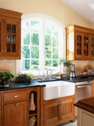 Hill Top Cabinet Works - Custom Kitchen Cabinets