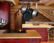 Nickols Cabintry & Woodworks - Custom Kitchen Cabinets