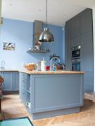 Custom Design Kitchens - Custom Kitchen Cabinets