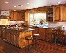 Modern Counter Tops & Cabinets - Custom Kitchen Cabinets