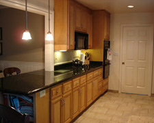 Folsom Stair & Woodworks - Custom Kitchen Cabinets