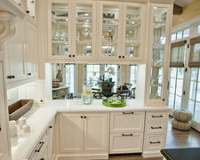J Tilden Wall & Son Cabinet - Custom Kitchen Cabinets