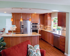 Dan's Custom Woodworks - Custom Kitchen Cabinets