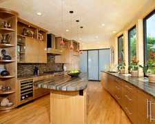 Valley Oak Cabinet Doors - Custom Kitchen Cabinets