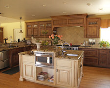 Norm Petersen Cabinets Inc - Custom Kitchen Cabinets