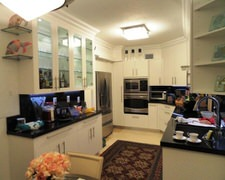 Burgess Kustom Cabinetry - Custom Kitchen Cabinets