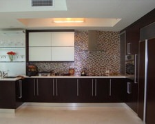 Juan Sabedra Trim Cabinets - Custom Kitchen Cabinets