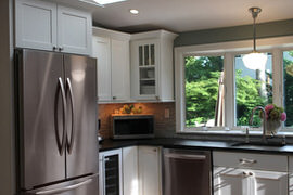 West Coast Cabinetry - Custom Kitchen Cabinets
