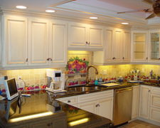 Rick Wells Cabinets - Custom Kitchen Cabinets