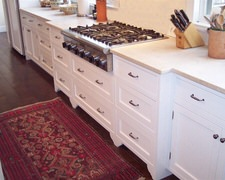 Canyon Creek Cabinet Company   Kitchen Pictures