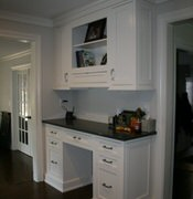 Modern Cabinets Of Spring - Custom Kitchen Cabinets