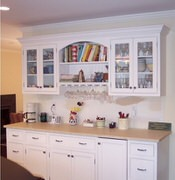 Cornerstone Custon Cabinets - Kitchen Pictures