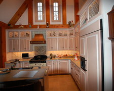 Travis Alfrey Woodworking - Custom Kitchen Cabinets