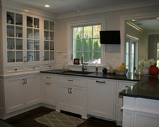Cv Cabinet Works - Custom Kitchen Cabinets