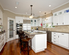 Barrett Wood Products Inc - Custom Kitchen Cabinets