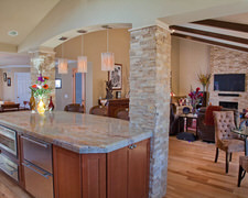 Ar Custom Cabinets Inc - Custom Kitchen Cabinets