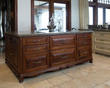 Pebbles Custom Cabinets - Custom Kitchen Cabinets