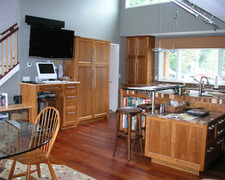 Crawford Cabinets By Kelly - Custom Kitchen Cabinets