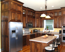Lunas Cabinets & Trim - Custom Kitchen Cabinets