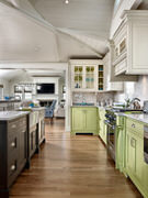 Contemporary Cabinets - Custom Kitchen Cabinets