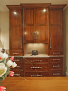 B&M Custom Cabinetry & Home Im - Custom Kitchen Cabinets