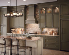 Gene Oldham Construction Co - Custom Kitchen Cabinets