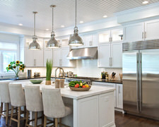 Euro American Design - Custom Kitchen Cabinets