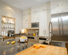Installations In Neddo Cabinet - Custom Kitchen Cabinets
