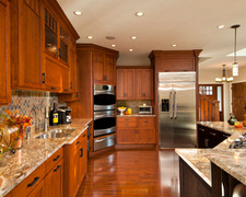 James Frerotte Cabinetmaker - Custom Kitchen Cabinets