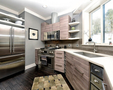 Panda Granite & Cabinet Inc - Custom Kitchen Cabinets