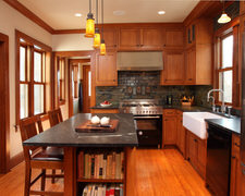Thos Moser Cabinet Makers - Custom Kitchen Cabinets