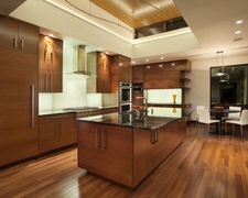 Sleek & Simple Kitchens - Custom Kitchen Cabinets