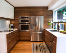 Mountaineer Oak Products - Custom Kitchen Cabinets