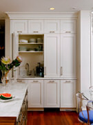 Perry & Brother Custom Cabinet - Custom Kitchen Cabinets