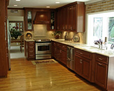 English & Reeves Custom Cabinets LLC - Kitchen Pictures