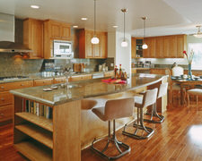 Plain 'N Fancy Kitchens Inc - Custom Kitchen Cabinets