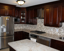 I C Interiors - Custom Kitchen Cabinets