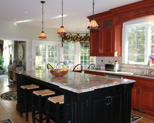 Kavin S Custom Cabinetry Inc - Custom Kitchen Cabinets