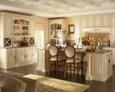 Hoag's Clock & Cabinet Shop - Custom Kitchen Cabinets