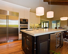 James Wood Products - Custom Kitchen Cabinets