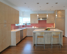 Jorgensen Cabinet Doors - Custom Kitchen Cabinets